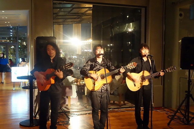 Gipsy Groove in Marunouchi House
