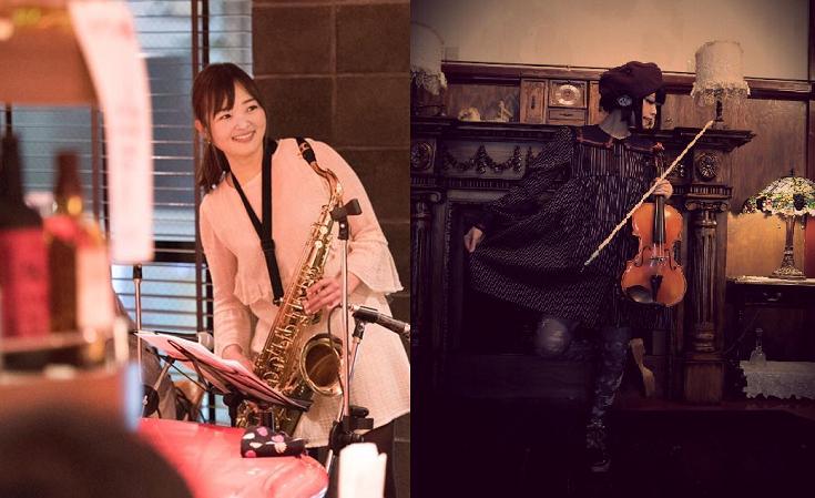 AREIA DOLLS Saori & Momoka