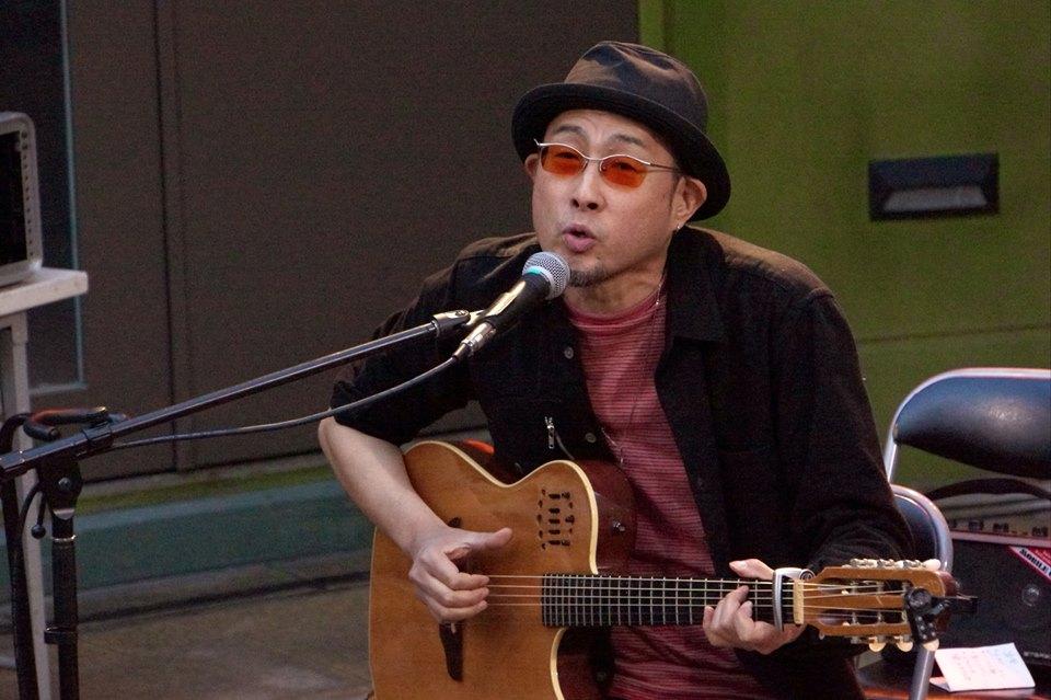 on ボーカル マチケ~ン(町田謙介)