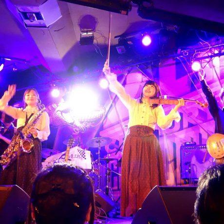 AREIA DOLLS Saori,Momoka May 4th @Crocodile,Tokyo Japan