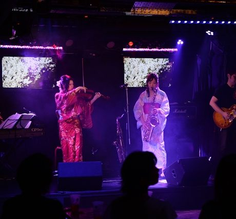 AREIA DOLLS Live @DREAM STORE shinjyuku Tokyo,Japan 20170723