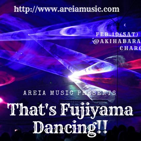 That's Fujiyama Dancing!! 20180210 コロブチカ公開