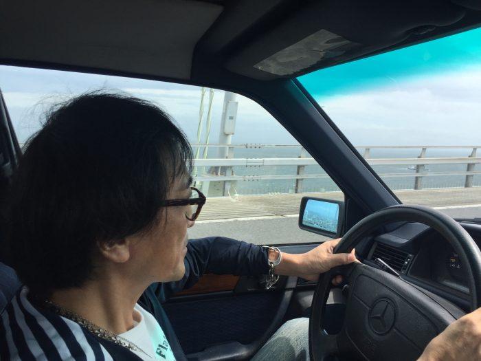 旅日記 東京から四国を通って広島へ。