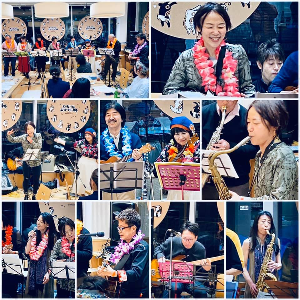 Ukulele Club Nagayo Ichinen-kai 1st Live